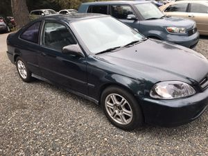 1997 Honda Civic ek coupe for Sale in Roy, WA