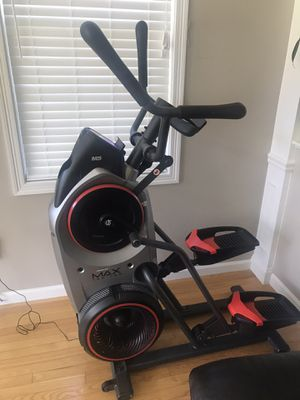 Bowflex Max trainer M5 elliptical for Sale in Grafton, MA