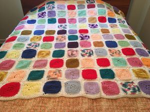 Antique Handmade Afghan for Sale in Columbia, SC