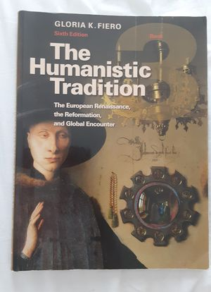 The Humanistic Tradition Books 3-6 for Sale in Tampa, FL