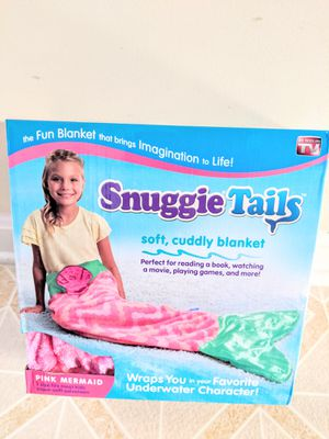 New Mermaid Snuggie Tails for Sale in Aldie, VA
