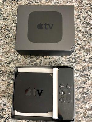 Apple TV - 32 GB (4th Generation) Black MGY52LL/A for Sale in San Diego, CA