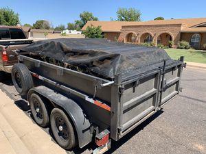 2017 American trailers 6x10 dump trailer for Sale in Mesa, AZ