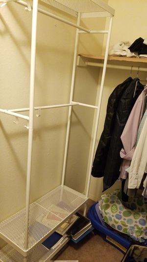 Coat rack/ bakers rack for Sale in Chandler, AZ
