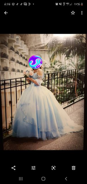 Quinceanera Dress & Items for a 15 for Sale in Nashville, TN