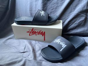 Nike Benassi/ Stussy for Sale in Kent, WA