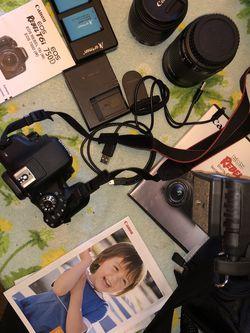 Canon EOS Rebel T6i for Sale in Edmond,  OK
