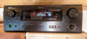Denon AVR-1909 Home theater receiver with HDMI switching and video upconversion for Sale in Seattle, WA