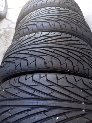 245 35 R20 TRIANGLE TIRES DOT 3418 for Sale in Phoenix, AZ