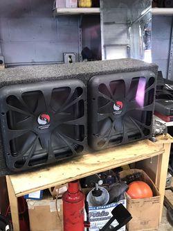 Kicker L5 12inch for Sale in Germantown,  MD