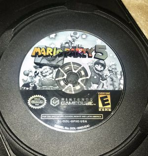 Mario Party 5 gamecube for Sale in Philadelphia, PA