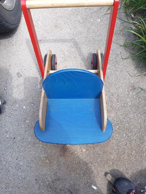 Wooden stroller for Sale in Stickney, IL
