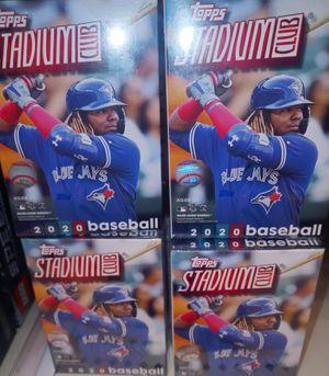 Topps Stadium Club 2020 MLB for Sale in El Cajon, CA