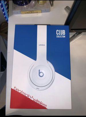 Beats Solo Wireless White/Red for Sale in Boca Raton, FL