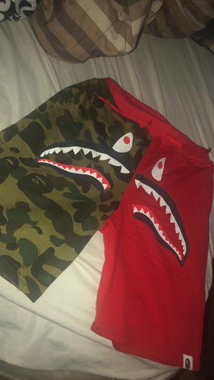 Bape Shorts Brand New!! for Sale in Hemet, CA