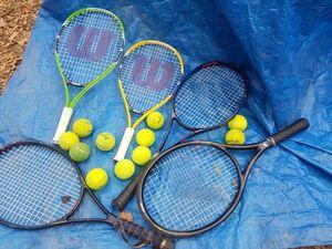 Tennis rackets for Sale in Manassas, VA