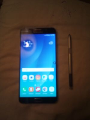 GALAXY NOTE 5 for Sale in Fresno, CA