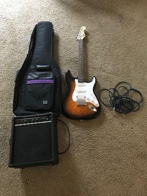 Electric guitar for Sale in Fort Washington, MD
