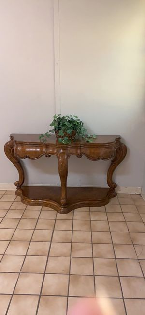 Console Table for Sale in San Jacinto, CA