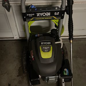 RYOBI 2900 PSI 2.3 GPM PRESSURE WASHER for Sale in Goodyear, AZ
