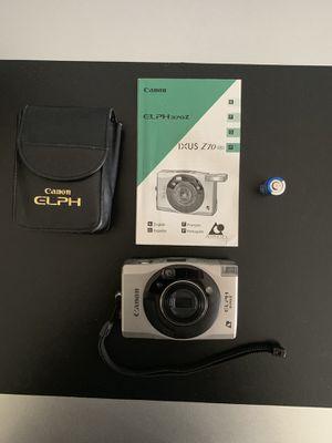 Canon ELPH 370Z Film Camera for Sale in Orland Park, IL