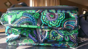 Blue Rhapsody Vera Bradley mini cooler/lunchbag for Sale in Springfield, VA