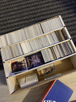 Baseball Cards!! Plus a few Football and Basketball for Sale in Steilacoom, WA