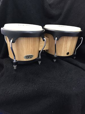 """Cosmic Percussion Bongos Small 6"""" / Larger 8"""" for Sale in Irvine, CA"""