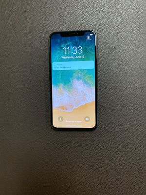 iPhone X 64 GB - T-Mobile, Metro, SimpleMobile for Sale in Scottsdale, AZ