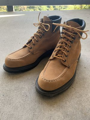 Red Wing 4539 Supersole Boots Size 9D for Sale in San Diego, CA