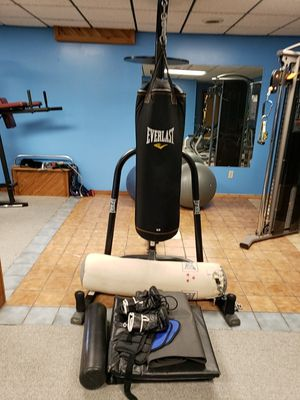 Everlast Punching Bag and Speed Bag for Sale in Aliquippa, PA