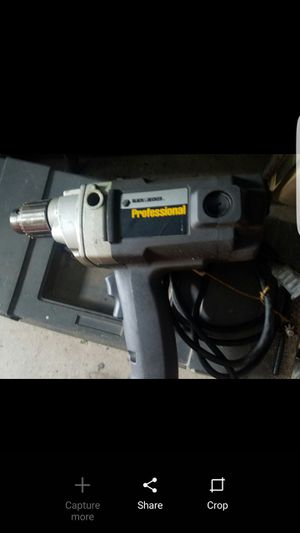 1/2 drill for Sale in Pottsville, PA