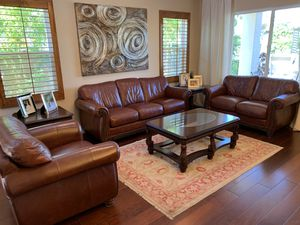 Living Room set. Originally purchased for over $5500 for Sale in San Diego, CA