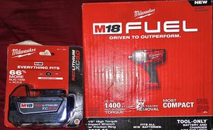 MILWAUKEE FUEL HIGHT IMPACT for Sale in Arlington, TX