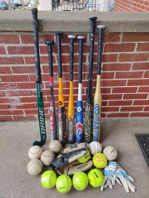 Baseball and softball Lot for Sale in W CNSHOHOCKEN, PA