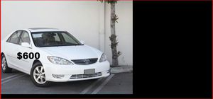 2OO2 Toyota Camry Price$600 for Sale in Seattle, WA