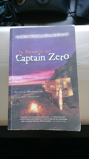 In Search of Captain Zero for Sale in San Diego, CA