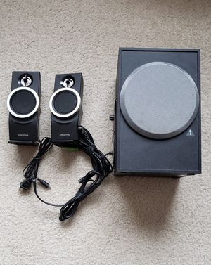 Creative Inspire T3100 2.1 Speakers for Sale in Humble, TX