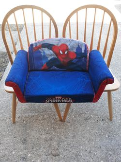 Kids Spider Man Chair/bed for Sale in Florence,  KY