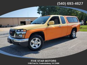 2010 GMC Canyon Extended Cab for Sale in Fredericksburg, VA