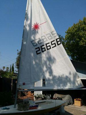1975 14ft Laser Sail Boat for Sale in Woodside, CA