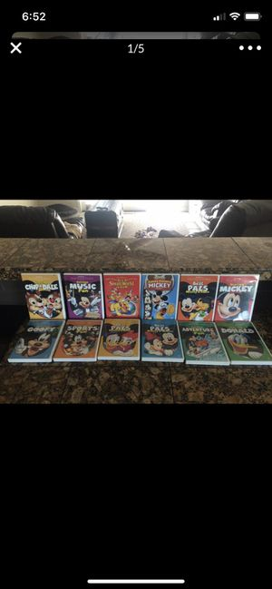 Classic Disney DVD Set for Sale in Phoenix, AZ