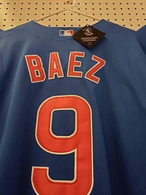 Chicago Cubs Baseball Jersey - Javier Baez for Sale in San Antonio, TX