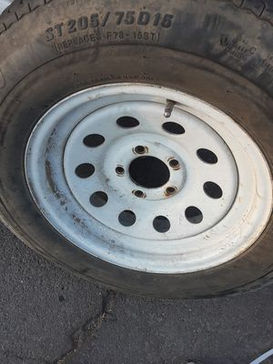 13 inch trailer tire for Sale in Las Vegas, NV