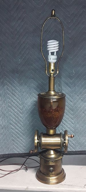 Coffee Aficionado lamp for Sale in Oakland, CA