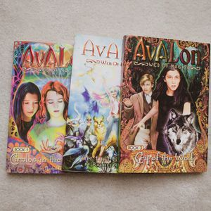 Avalon: Web of Magic (Book Series 1-3) for Sale in Centreville, VA
