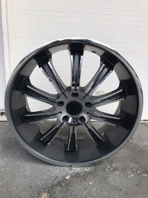 Motiv 20 x 8.5 wheels off Range Rover SC for Sale in Bellevue, WA