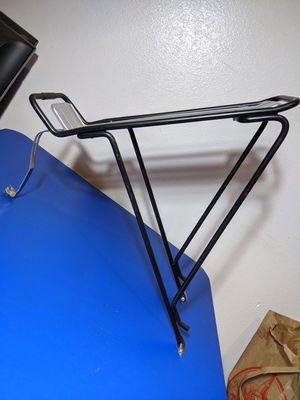 RACK Rear Bike Rack Aluminum fits Trek for Sale in Houston, TX
