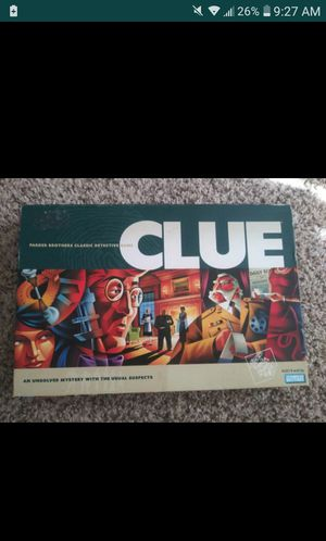 Clue for Sale in Phoenix, AZ