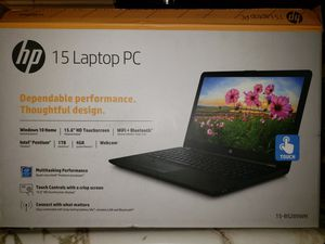 Hp 15 laptop PC for Sale in Johnstown, PA